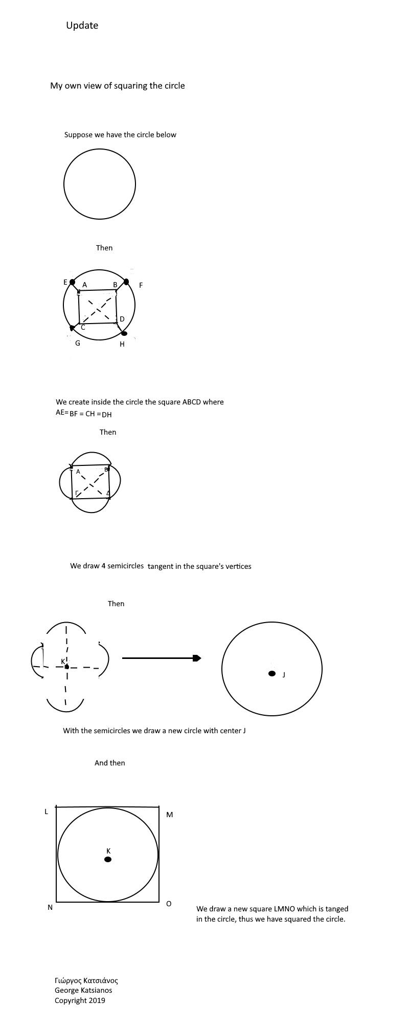 Squaring the Circle 1_3